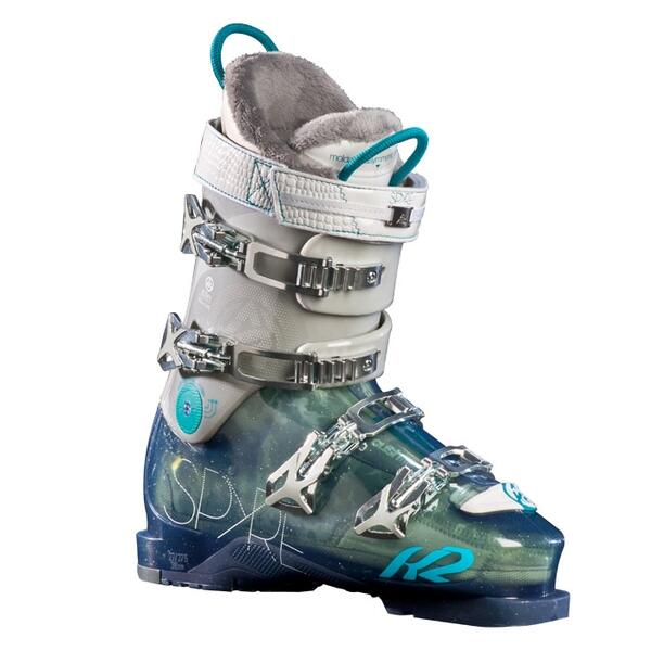 K2 Women's Spyre 80 W All Mountain Ski Boots '14