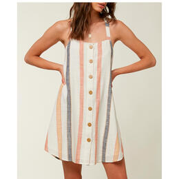 O'Neill Women's Dray Woven Tank Dress