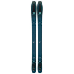 Salomon Women's QST LUX 92 All Mountain Skis '19 - FLAT
