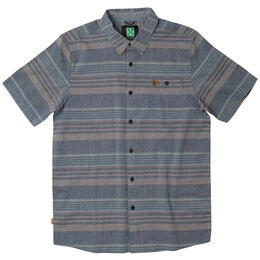 Hippy Tree Men's Tofino Woven Short Sleeve Shirt