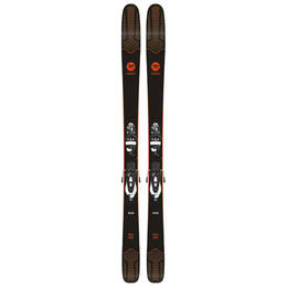 Rossignol Men's Sky 7 Freeride Skis w/ Look NX 12 Konect Bindings '19