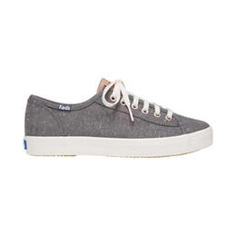 Keds Women's Kickstart Speckled Canvas Casual Shoes
