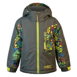 Snow Dragons Toddler Boy's Chute Insulated Ski Jacket