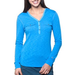 Kuhl Women's Sora Long Sleeve Hoody