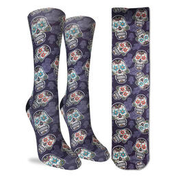 Good Luck Socks Women's Sugar Skulls Socks