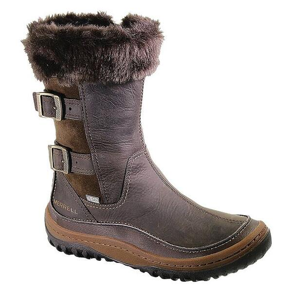 Merrell Women's Decora Chant Water Proof Apres' Boots