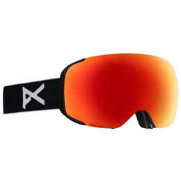 Anon Men's M2 Goggles with MFI Facemask and Spare Lens