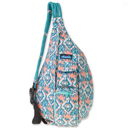 KAVU Women's Rope Pack Beach Paint Backpack