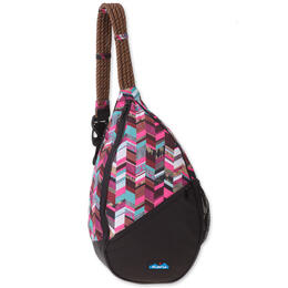 KAVU Women's Paxton Pack Sunset Blocks Backpack