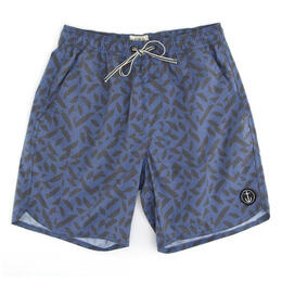Captain Fin Men's Lounge Lizard Volley Shorts