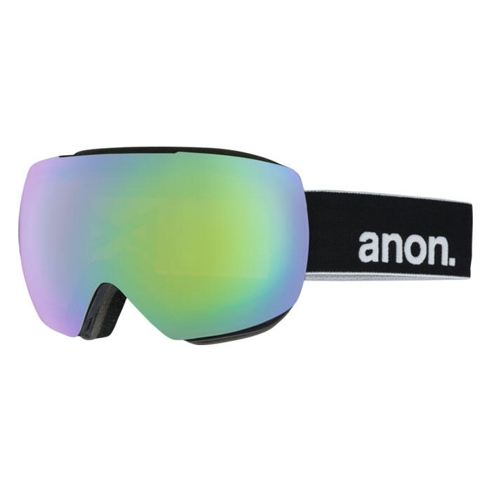 Anon Men's Mig Snow Goggles with Sonar Gree