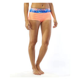 TYR Women's Della Emerald Lake Boyshorts
