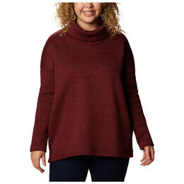 Columbia Women's Chillin Fleece Pullover Long Sleeve Top