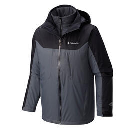 Columbia Men's Whirlibird Interchange Ski Jacket
