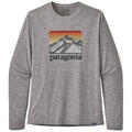 Patagonia Men's Capilene™ Cool Daily Graphic Long Sleeve Shirt alt image view 9
