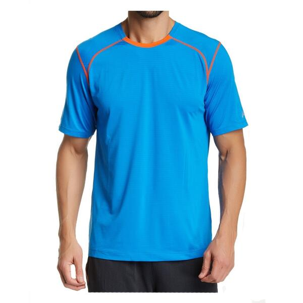 Asics Men's Pr Lyte Shot Sleeve Running Top