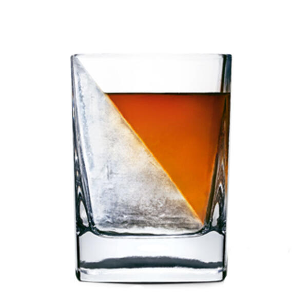 Corkcicle Whiskey Wedge Glass