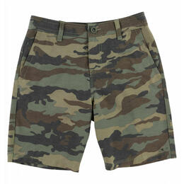 O'neill Boy's Loaded Camo Hybrid Shorts