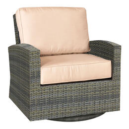 North Cape Cabo Collection Swivel Glider Club Chair Frame