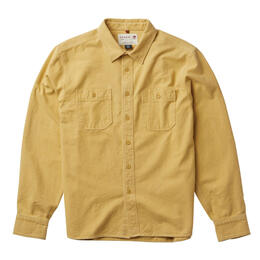 Arbor Men's Fndton Chamois Long Sleeve Button Up Shirt
