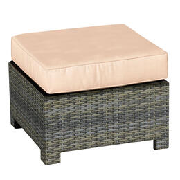 North Cape Cabo Collection Square Ottoman Frame
