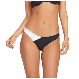 Volcom Women's Simply Rib V Swim Bottoms