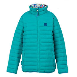 Burton Girl's Flex Puffy Reversible Winter Jacket