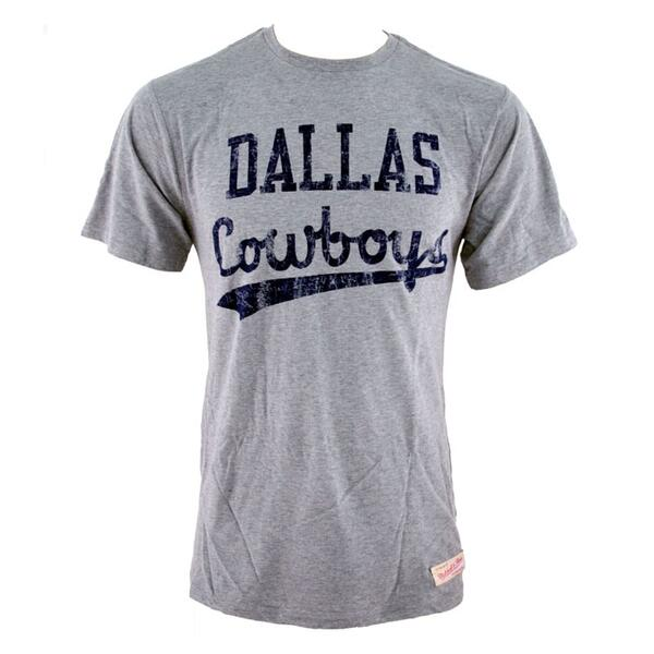 Mitchell And Ness Men's Dallas Cowboys Tee Shirt