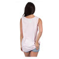 Back of Lauren James Women's Tennessee Lovely State Tank Top