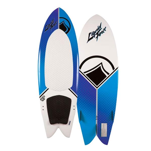 Liquid force fish wakesurfer 39 14 sun and ski sports for Liquid force fish