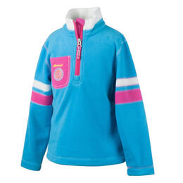 Obermeyer Toddler Girl's Ski Daddle Fleece Top
