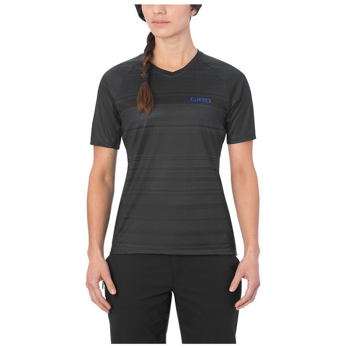 Giro Women's Roust Short Sleeve Cycling Jer