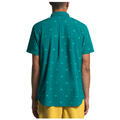 The North Face Men's Baytrail Jacquard Short Sleeve Shirt alt image view 3