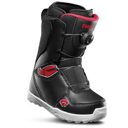 thirtytwo Kids' Lashed Crab Grab BOA® Snowboard Boots '19