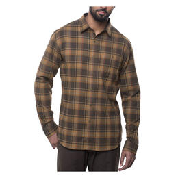 Kuhl Men's Independent Long Sleeve Flannel Shirt