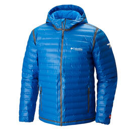Columbia Men's Outdry Ex Gold Hooded Ski Jacket