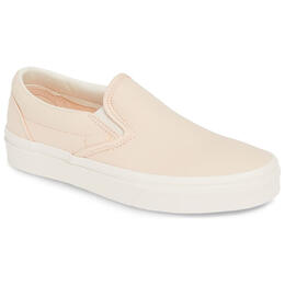 Vans Women's Classic Slip On Casual Shoes Vanilla