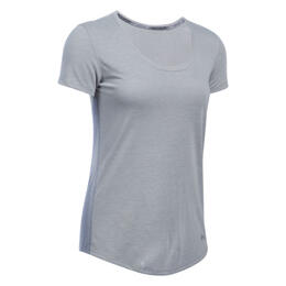 Under Armour Women's Threadborne Streaker Short Sleeve Shirt