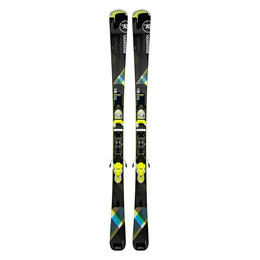 Rossignol Women's Famous 2 On-Piste Skis with Xpress 10 Bindings '18