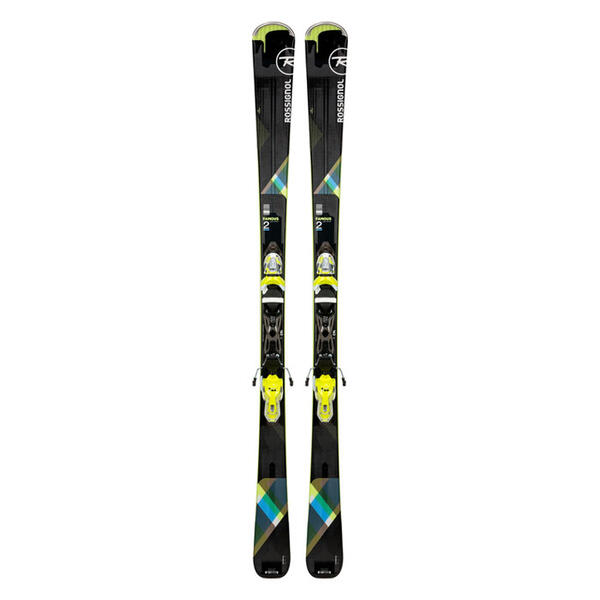 Rossignol Women's Famous 2 On-Piste Skis wi