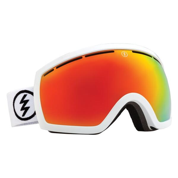 Electric EG2.5 Snow Goggles with Bronze/Red Chrome Lens