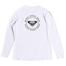 Roxy Women's Enjoy Waves Long Sleeve Rashguard