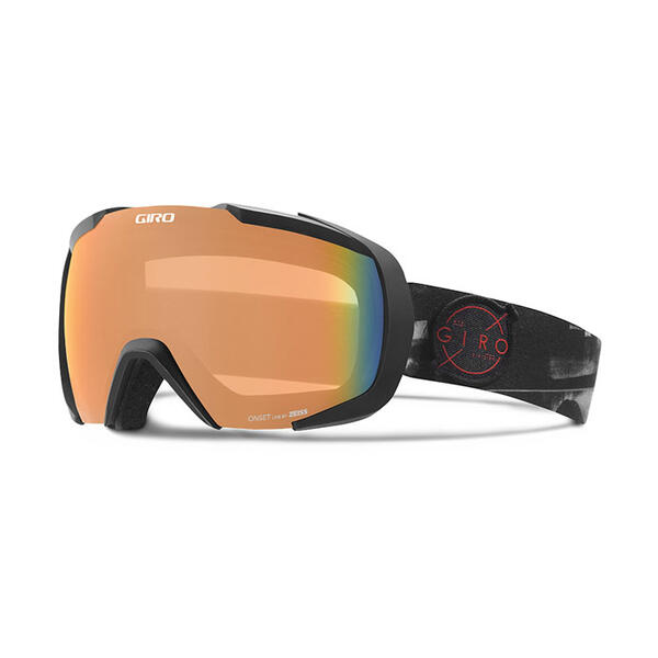 Giro Onset Snow Goggles With Persimmon Blaz