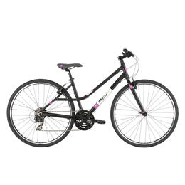Del Sol Women's Campus 101 Step-thru Commuter Hybrid Bike '16