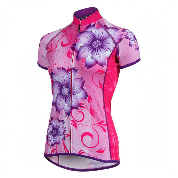 Canari Women's Lotus Short Sleeve Cycling J