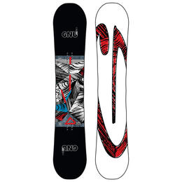 GNU Men's Carbon Credit Snowboard '20