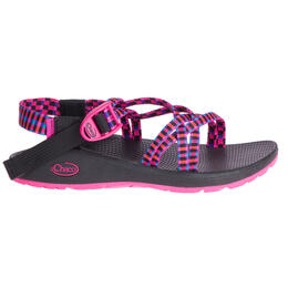 Chaco Women's Z/cloud X Sandals Tartan Magenta