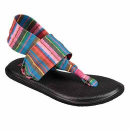 Sanuk Women's Yoga Sling 2 Prints Sandals Multi