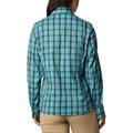 Columbia Women's Silver Ridge Lite Plaid Long Sleeve Shirt alt image view 11