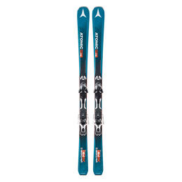 Atomic Men's Vantage X 75 CTI All Mountain Skis with XT12 Bindings '17